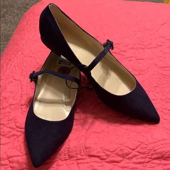 Marc Fisher Shoes - Classic Mary Jane